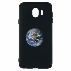 Phone case for Samsung J4 Planet Earth