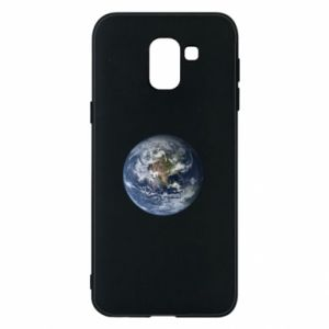 Phone case for Samsung J6 Planet Earth