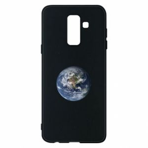 Phone case for Samsung A6+ 2018 Planet Earth