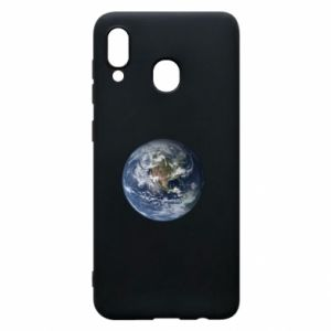 Phone case for Samsung A30 Planet Earth