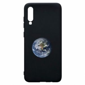 Phone case for Samsung A70 Planet Earth
