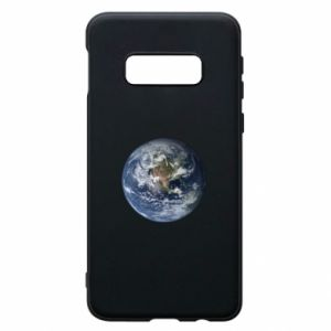 Phone case for Samsung S10e Planet Earth