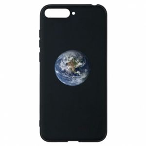 Phone case for Huawei Y6 2018 Planet Earth