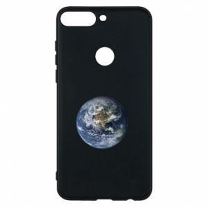 Phone case for Huawei Y7 Prime 2018 Planet Earth