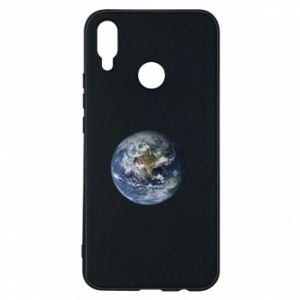 Phone case for Huawei P Smart Plus Planet Earth
