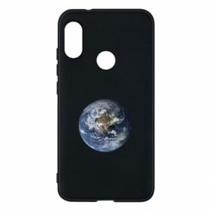 Phone case for Mi A2 Lite Planet Earth