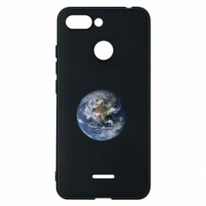 Phone case for Xiaomi Redmi 6 Planet Earth