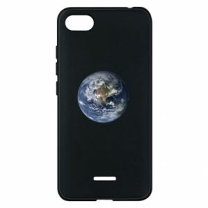 Phone case for Xiaomi Redmi 6A Planet Earth
