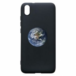 Phone case for Xiaomi Redmi 7A Planet Earth