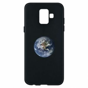Phone case for Samsung A6 2018 Planet Earth