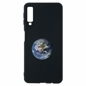Phone case for Samsung A7 2018 Planet Earth