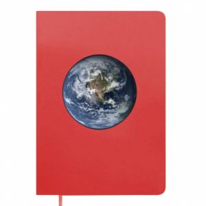 Notepad Planet Earth