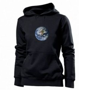 Women's hoodies Planet Earth