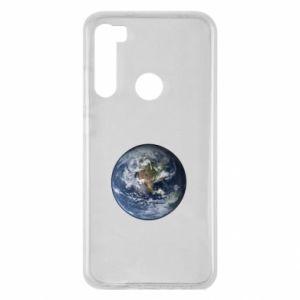 Etui na Xiaomi Redmi Note 8 Planeta Ziemia