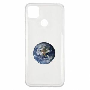 Etui na Xiaomi Redmi 9c Planeta Ziemia