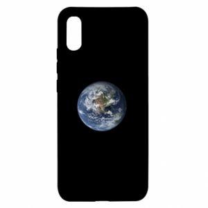 Etui na Xiaomi Redmi 9a Planeta Ziemia