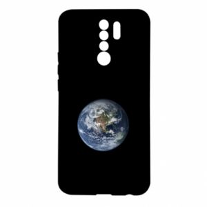 Etui na Xiaomi Redmi 9 Planeta Ziemia