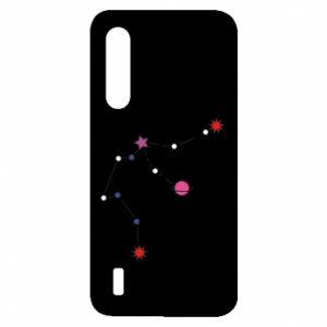 Etui na Xiaomi Mi9 Lite Planety i gwiazdy na niebie