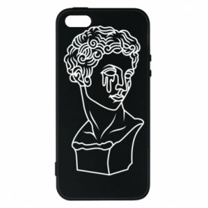 Etui na iPhone 5/5S/SE Plaster bust