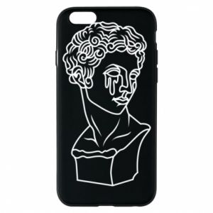 Etui na iPhone 6/6S Plaster bust