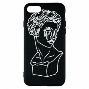 Etui na iPhone 8 Plaster bust