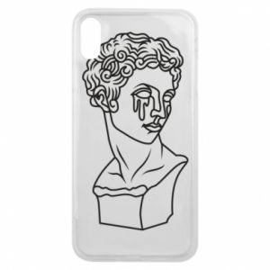 Etui na iPhone Xs Max Plaster bust