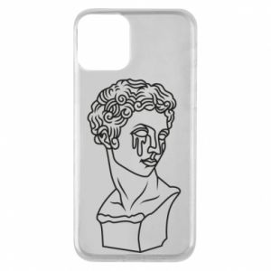 Etui na iPhone 11 Plaster bust