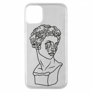 Etui na iPhone 11 Pro Plaster bust