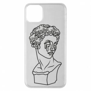 Etui na iPhone 11 Pro Max Plaster bust