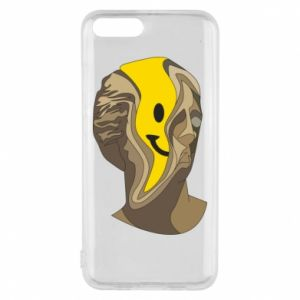 Phone case for Xiaomi Mi6 Plaster figure with a smiley