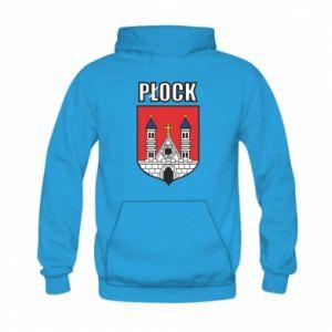 Kid's hoodie Plock emblem