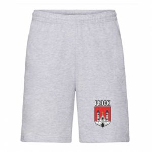 Men's shorts Plock emblem