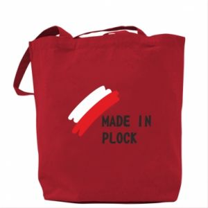 "Torba ""Made in Plock"" - PrintSalon"