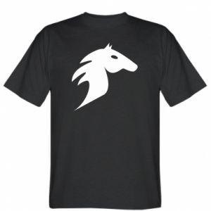 Koszulka Płonący koń