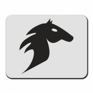 Podkładka pod mysz Płonący koń