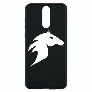 Etui na Huawei Mate 10 Lite Płonący koń