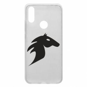 Etui na Xiaomi Redmi 7 Płonący koń