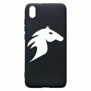 Etui na Xiaomi Redmi 7A Płonący koń