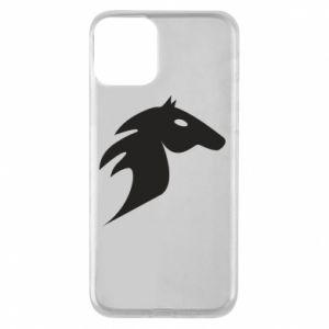 Etui na iPhone 11 Płonący koń