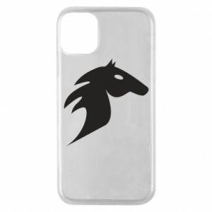 Etui na iPhone 11 Pro Płonący koń
