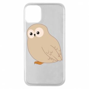 Etui na iPhone 11 Pro Plump owl