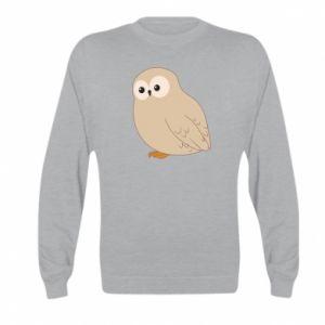 Bluza dziecięca Plump owl