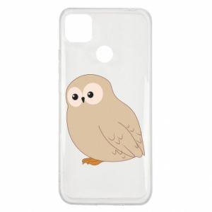 Etui na Xiaomi Redmi 9c Plump owl