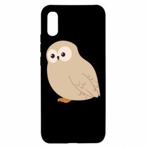 Etui na Xiaomi Redmi 9a Plump owl