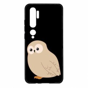 Etui na Xiaomi Mi Note 10 Plump owl