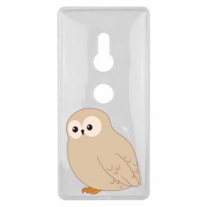 Etui na Sony Xperia XZ2 Plump owl
