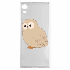 Etui na Sony Xperia XA1 Plump owl