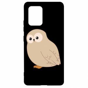 Etui na Samsung S10 Lite Plump owl