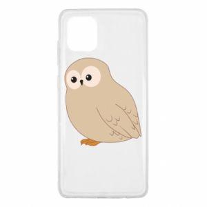 Etui na Samsung Note 10 Lite Plump owl