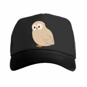 Czapka trucker Plump owl
